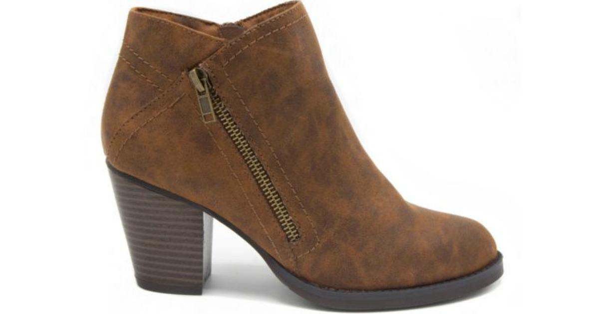 Belk: Women's Boots Buy One Get TWO