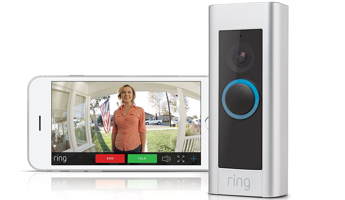 Ring Doorbell with phone app