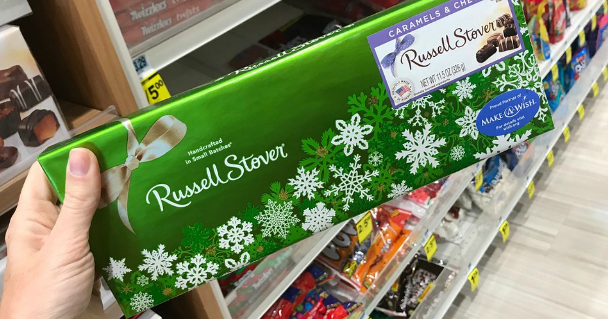 Rite Aid 2018 Black Friday Ad Scan Deals – Russell Stover candy