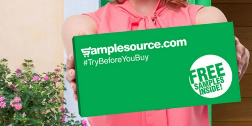 FREE Fall Samples LIVE NOW at SampleSource.com