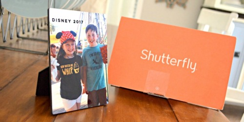 4 FREE Shutterfly Photo Gifts (Just Pay Shipping) | Desktop Plaque, Mug, Tote Bag & Notebook
