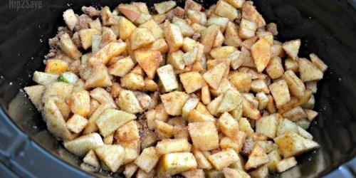 EASY Crock-Pot Apple Butter