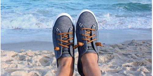 Up to 50% Off Sperry Shoes for the Whole Family + FREE Shipping