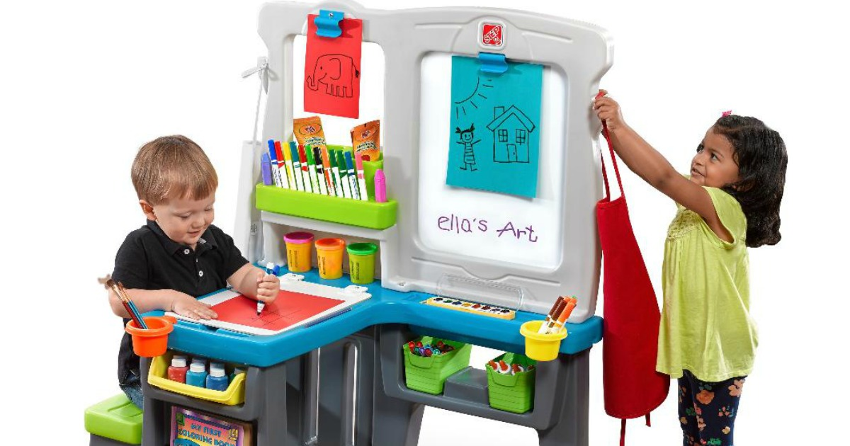 Toysrus Com Step2 Great Creations Art Center Only 79 99