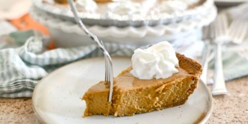 No-Stress Perfect Pumpkin Pie Recipe
