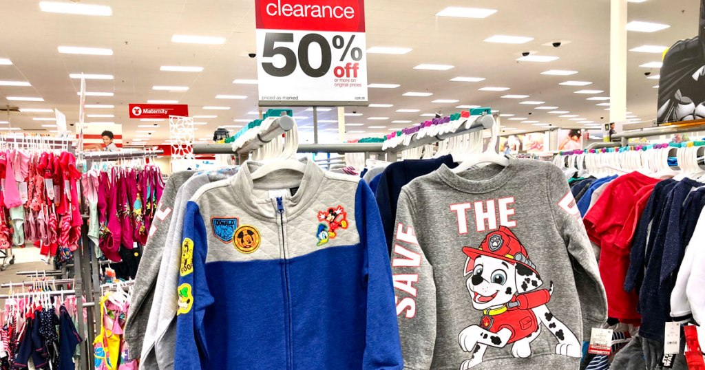 8d89dfe78 Target Clearance  50%-70% Off Toddler Jackets