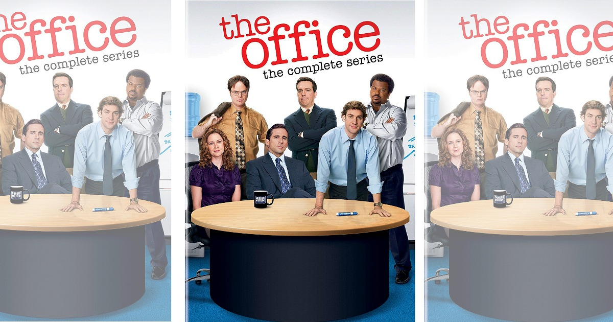 Office The Complete Series Dvd Box Set