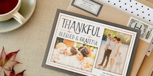 Possibly Score 30 Thank You Cards From Tiny Prints for Only $2.99 Shipped