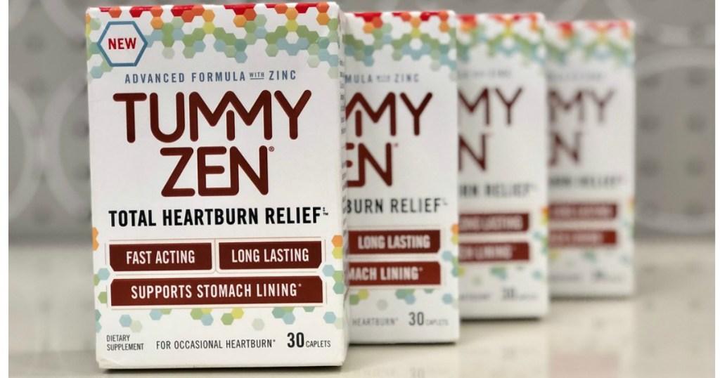 Target Shoppers! Better than Free TummyZen Heartburn Relief