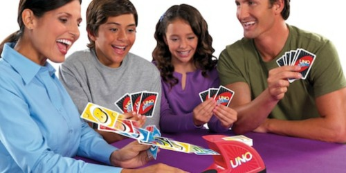 50% Off Board & Card Games on Kohl's | UNO Attack, Harry Potter & More