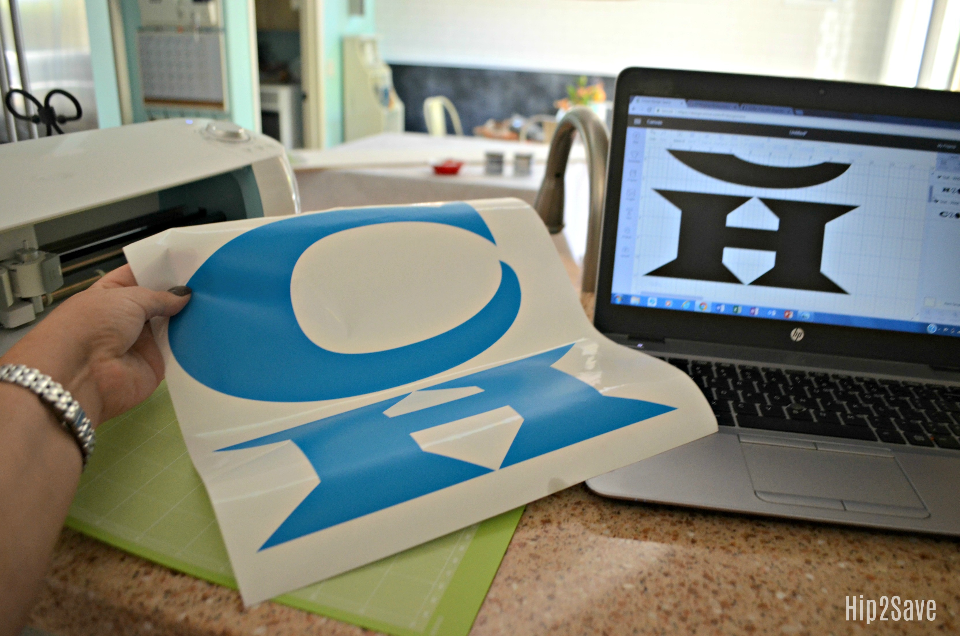Cricut and Silhouette use different types of software.