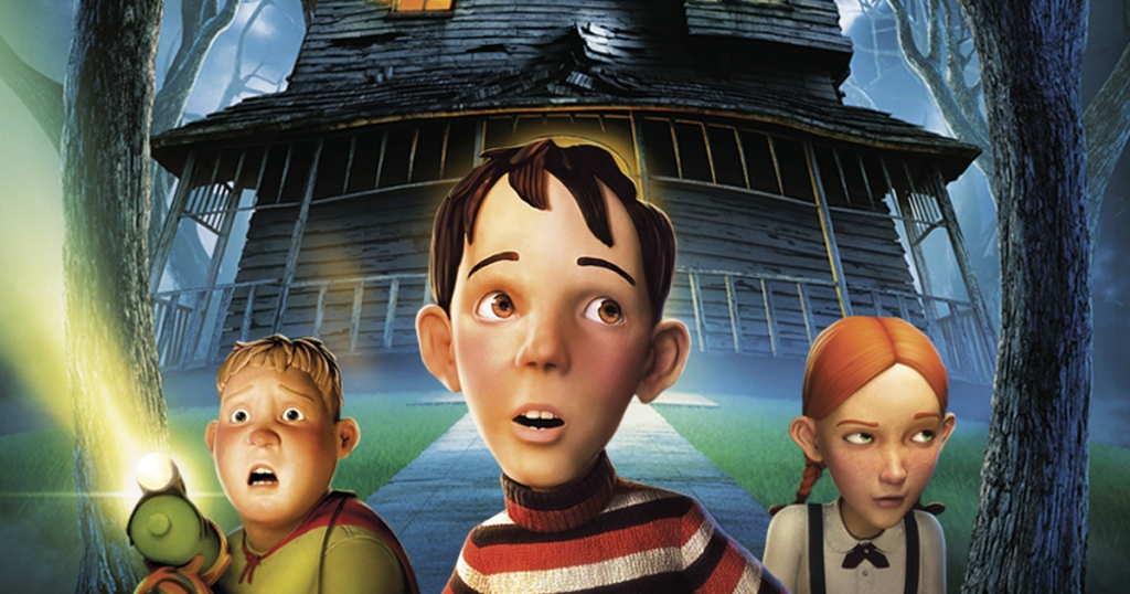Vudu Spooky Hd Movie Rentals Only 99 Monster House Adams Family