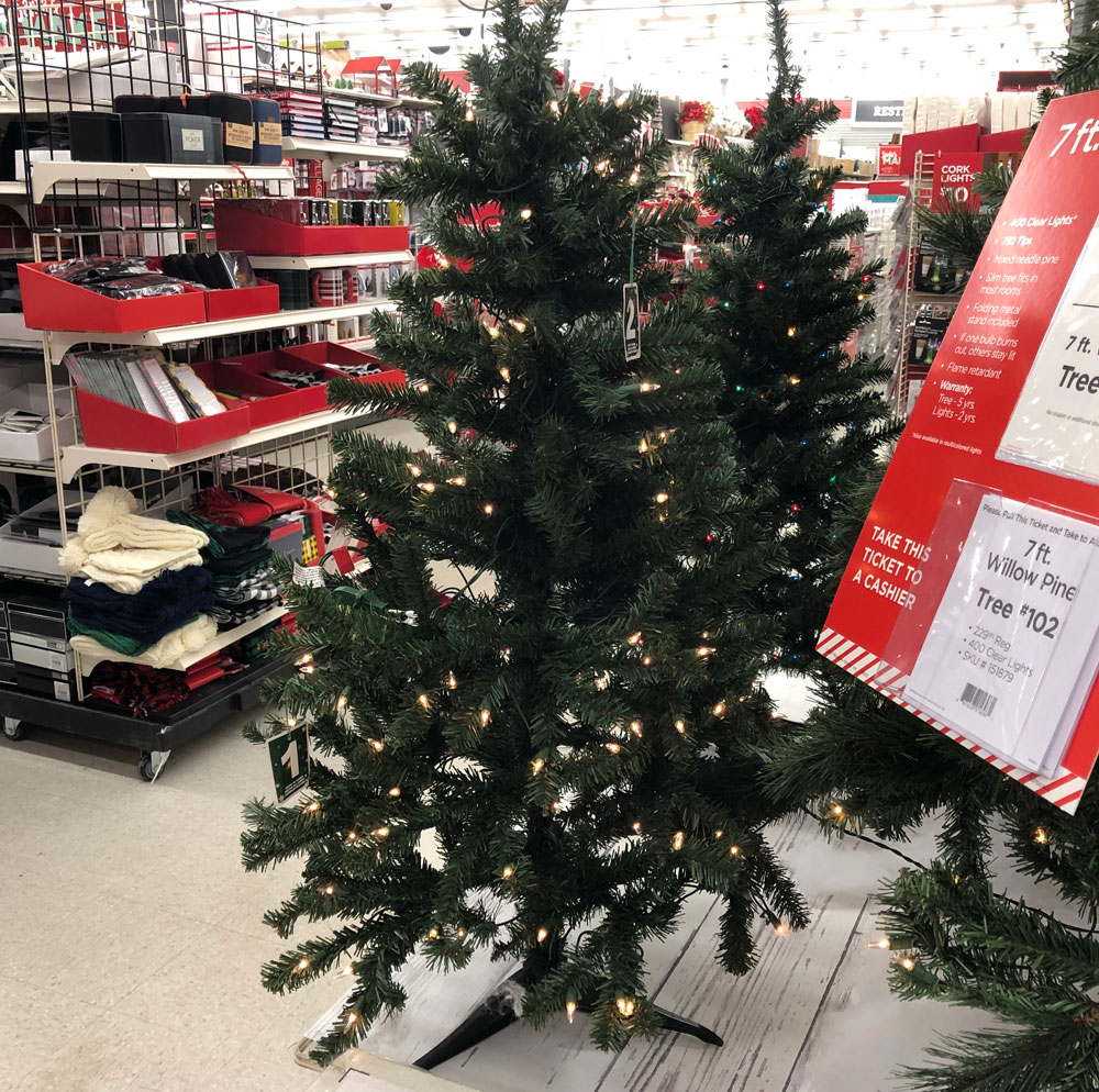 Michaels Up To f f Christmas Decor & Trees Hip2Save