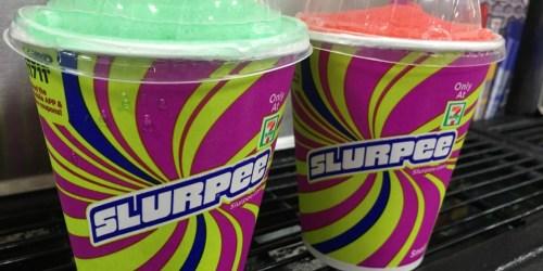 FREE Slurpee at 7-Eleven on July 11th