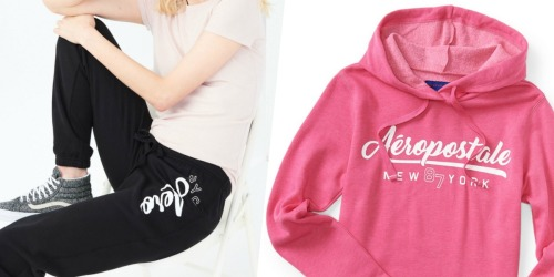 Aeropostale Hoodies & Sweatpants as Low as ONLY $8.31 Each Shipped (Regularly $39.50)