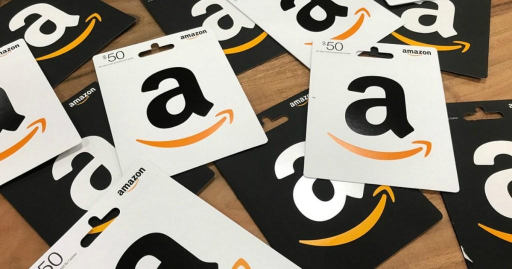 Amazon gift card - Hip2save