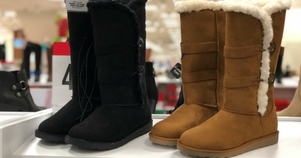 c3a9a94e5f9f JCPenney  Buy 1 Pair Boots   Get 2 FREE Pairs - Hip2Save