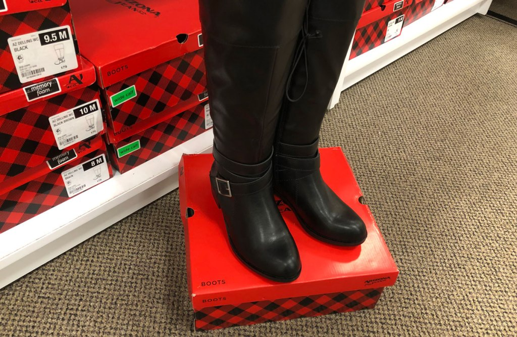 JCPenney: Women's Boots Just $19.99 (Regularly $69