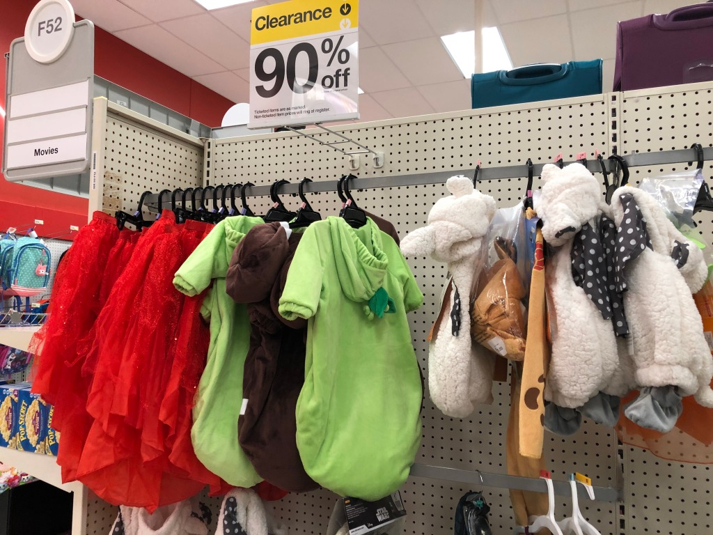53a84d088 Keep in mind that clearance prices and availability will vary by store; if  these items are not marked as clearance at your store, be sure to scan them  at ...
