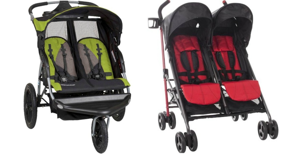 Toysrus 40 Off Double Strollers Today Only Hip2save