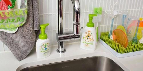 Amazon: Over 40% Off Babyganics Items + Free Shipping (Hand Sanitizer, Bubble Bath & More)