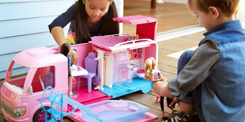 Barbie Camping Playset w/ Accessories Only $52 Shipped (Regularly $94)