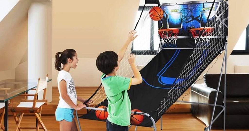 Walmart: 2-Player Arcade Basketball Game ONLY $31 47