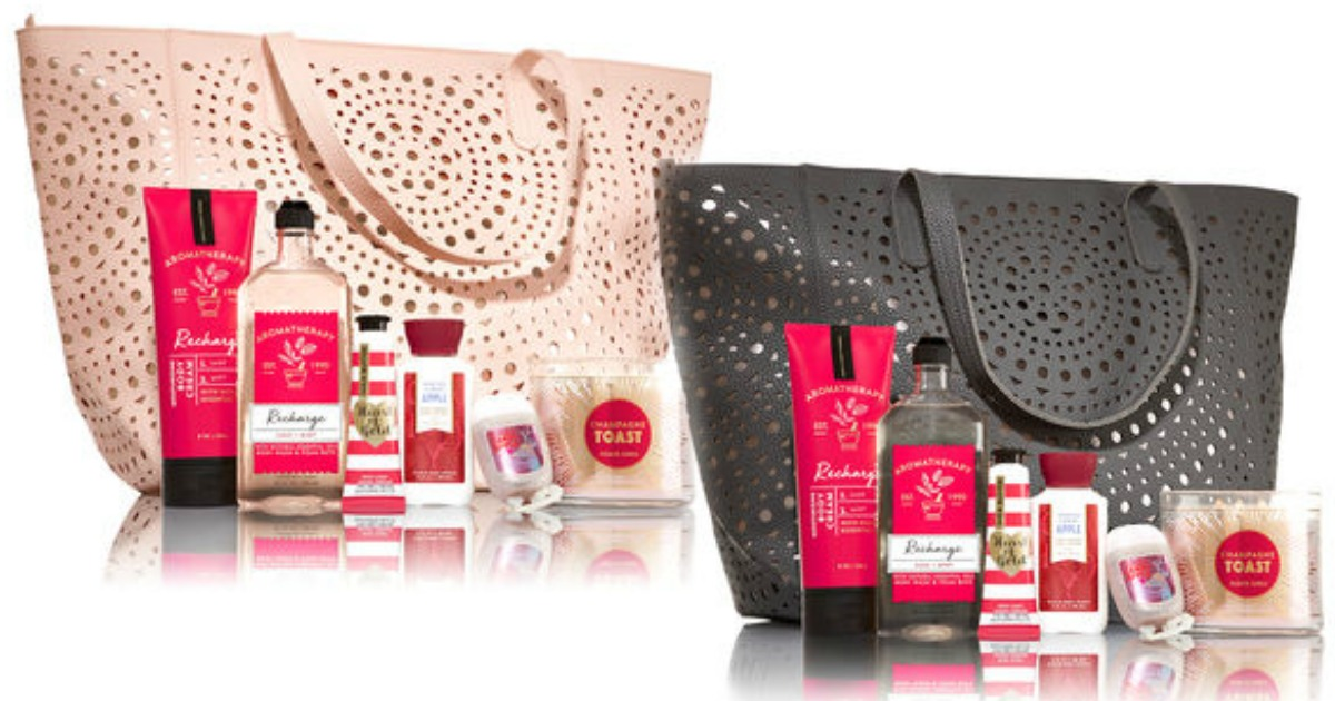 Bath & Body Works Black Friday Tote Available NOW! Only ...