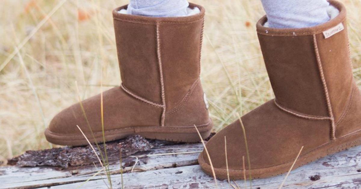 Zulily: Bearpaw Emma Kids' Boots Just