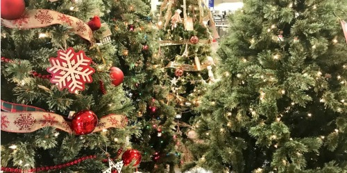 70% Off Christmas Trees, Ornaments & Decor on Belk.com