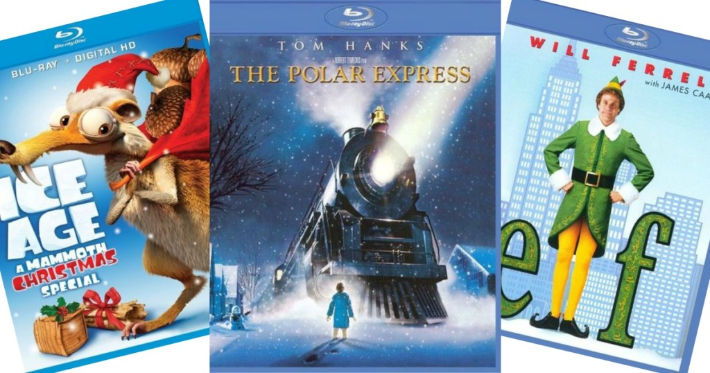Best Buy: Holiday Blu-ray Movies Starting at $4.99 Shipped