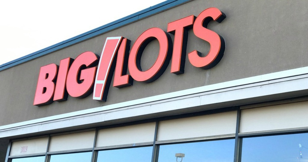 Big Lots Store Front
