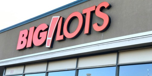 Big Lots: $10 Off $50 Or $20 Off $100 Coupon (In-Store and Online)