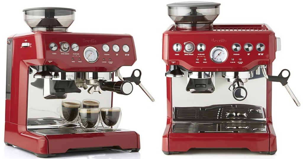 Breville Barista Express Coffee Machine Only 449 99 Shipped Regularly 850 Highly Rated Hip2save
