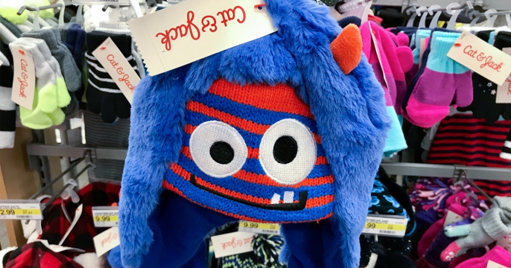 40 Off Cold Weather Gloves Hats Scarves At Target Today Only