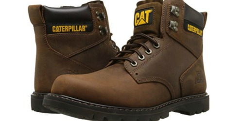 Up to 60% Off Men's Work Boots + Free Shipping at Home Depot