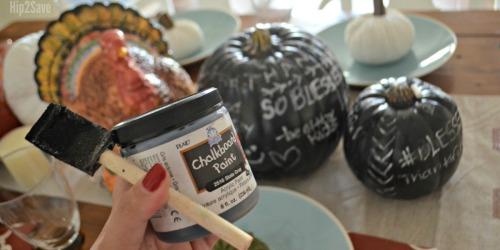 Count Your Blessings With This DIY Thankful Pumpkin