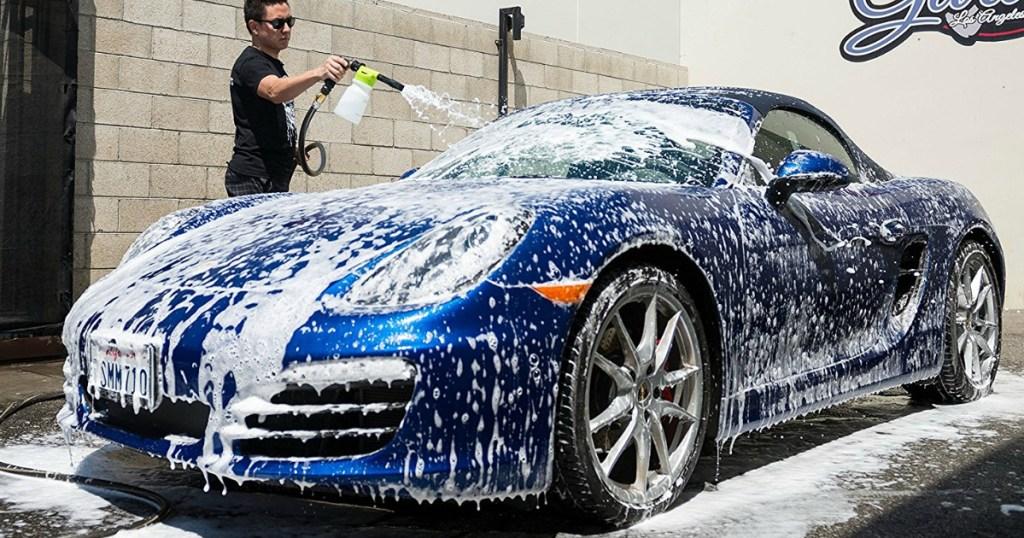 How To Get Tar Off Car >> Amazon Chemical Guys 1 Gallon Bug Tar Car Wash Shampoo Only