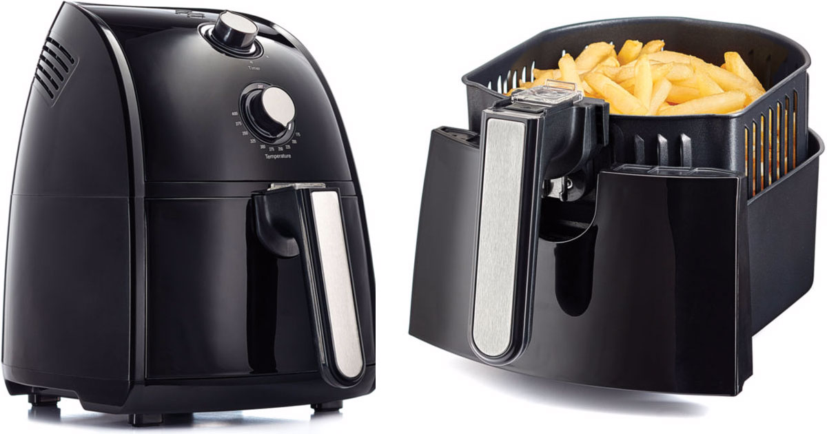 Cooks Air Fryer Only 19 99 After Rebate At Jcpenney