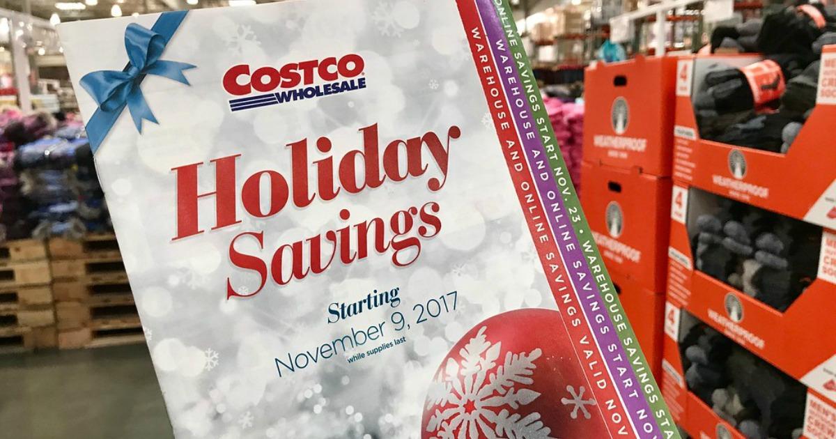 Costco Holiday Savings Deals Start November 9th Hip2save