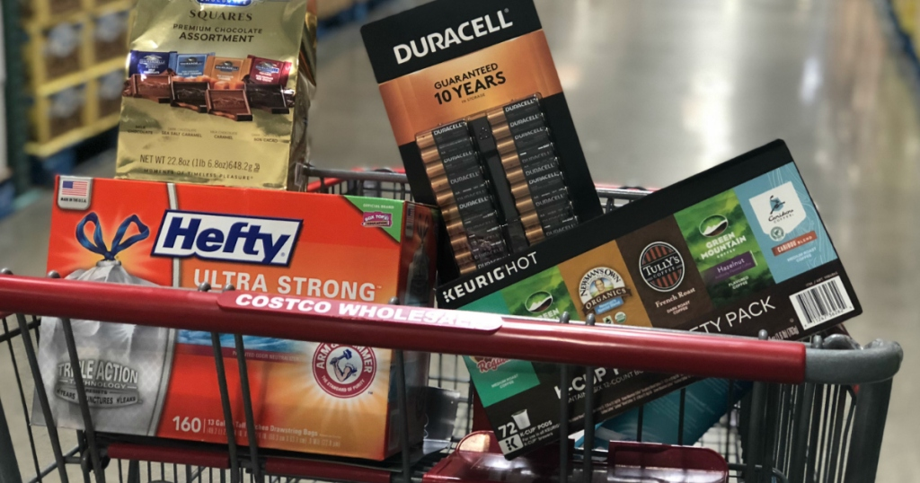 OVER 50 NEW Instant Savings Costco Deals on Batteries, Stocking