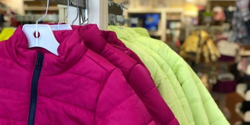 Crazy 8 Kids Puffer Jackets Only $15 (Regularly $50)