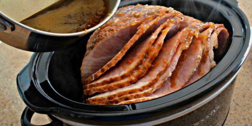 Crock-Pot Ham (Easy Holiday Recipe Idea)