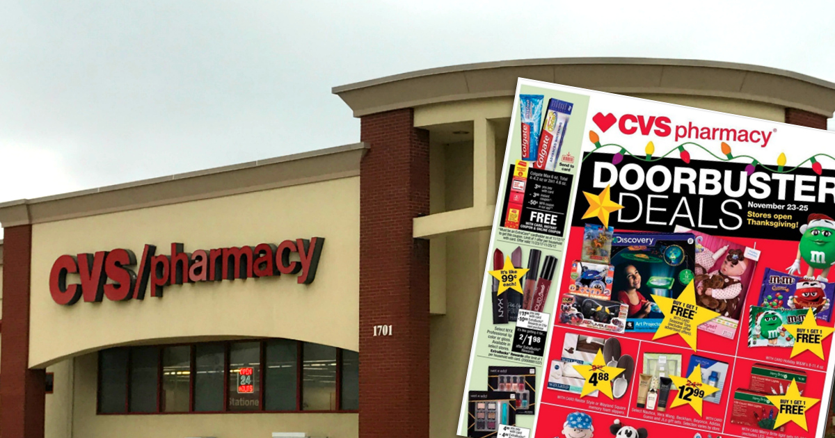 23 money saving tips you may not know about shopping at cvspharmacy – Black Friday freebies