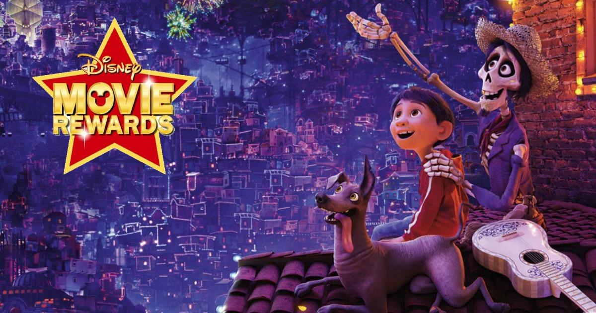 Disney Movie Rewards: Earn 5 Free Bonus Points - Hip2Save