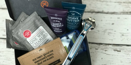 Dollar Shave Club Kit ONLY $5 Shipped (Over $14 Value)