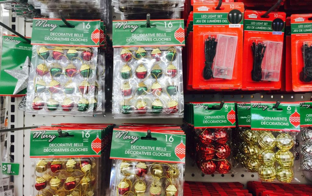 Dollar Tree: Mini Christmas Tree Only $1 & More
