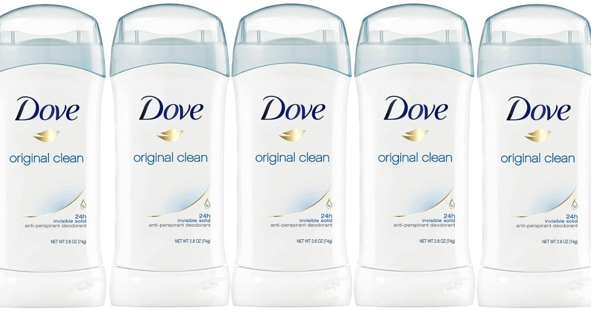 Dove Deodorant