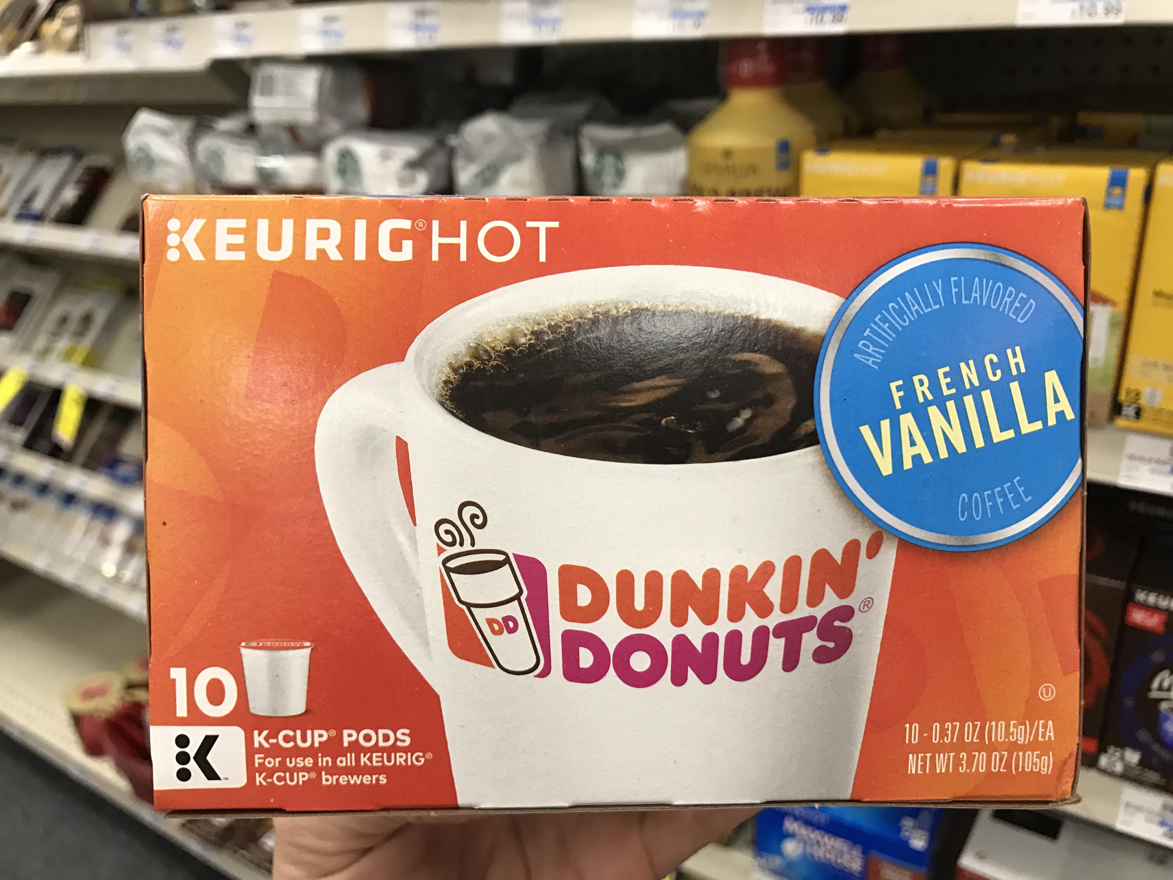 Dunkin Donuts K-Cups CVS