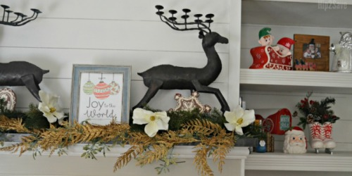 Christmas Farmhouse Decor Your Thing?! Print These for FREE!